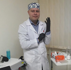 Дитковский Дмитрий Анатольевич дерматолог