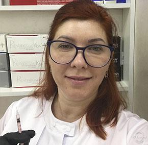 Косметолог Стадная Елена Николаевна